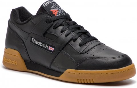 Boty Reebok - Workout Plus CN2127 Black/Carbon/Red/Royal (45)